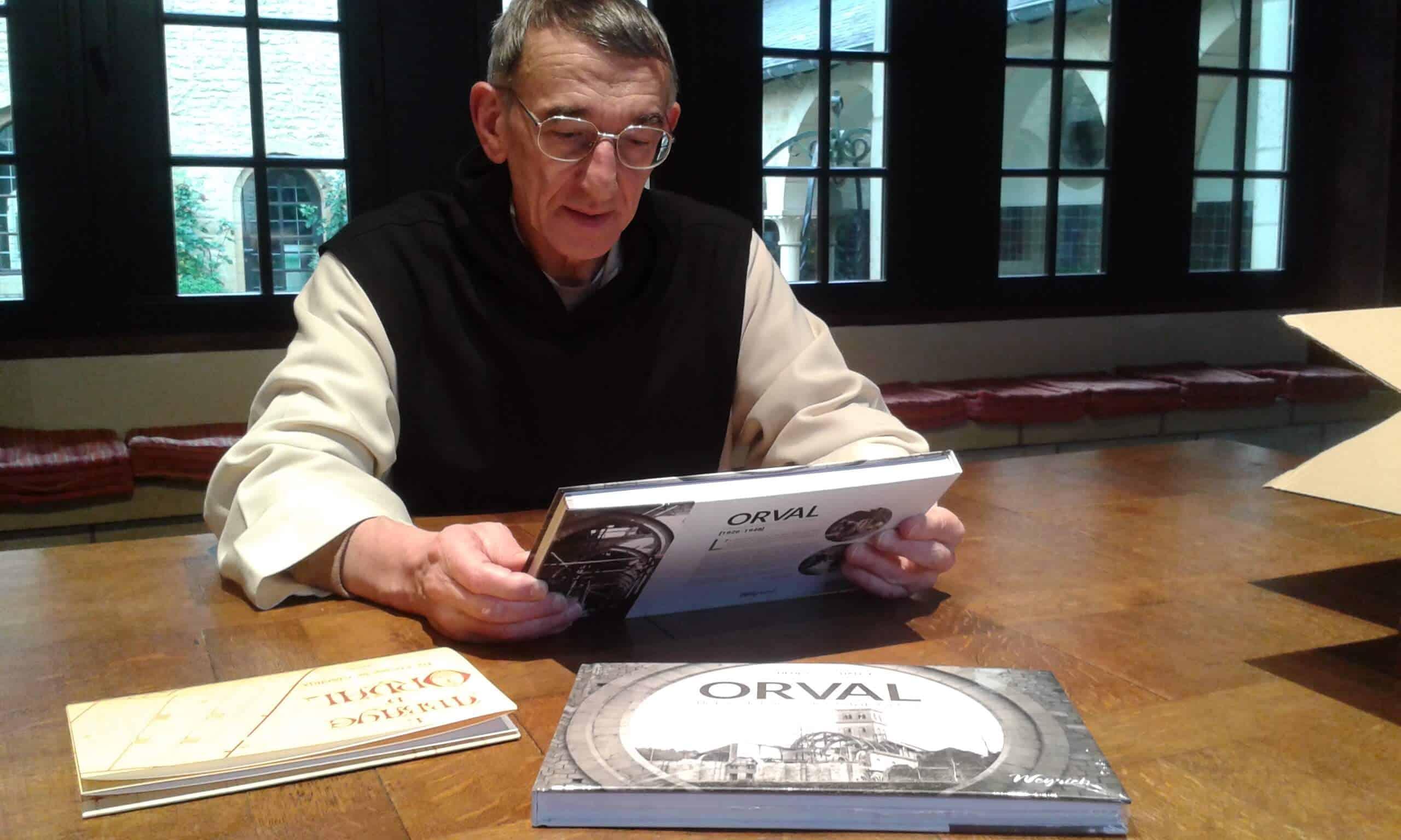 Orval, histoire de la reconstruction d'une abbaye