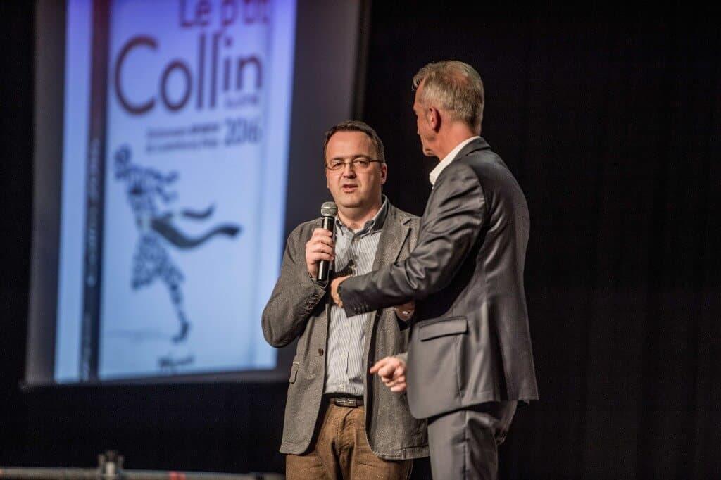 Le p'tit Collin illustré 2016 - Dictionnaire sportif du Luxembourg Belge Francis Collin