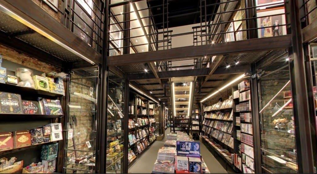 Librairie Brüsel Anspach