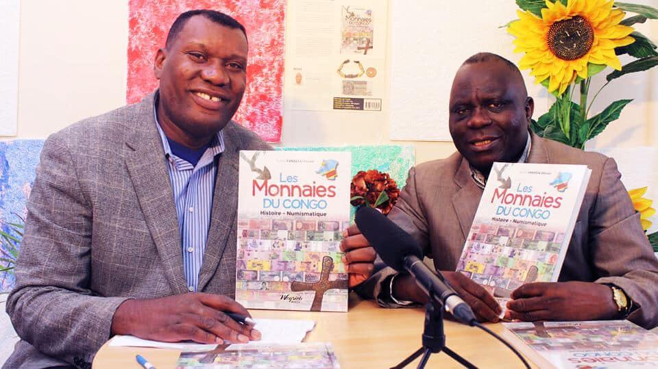 Martin Yandesa Mavuzi l'histoire des monnaies du Congo