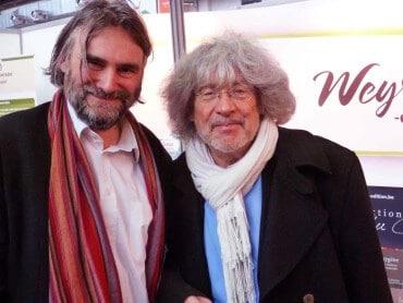 Michel Carly et Christian Libens