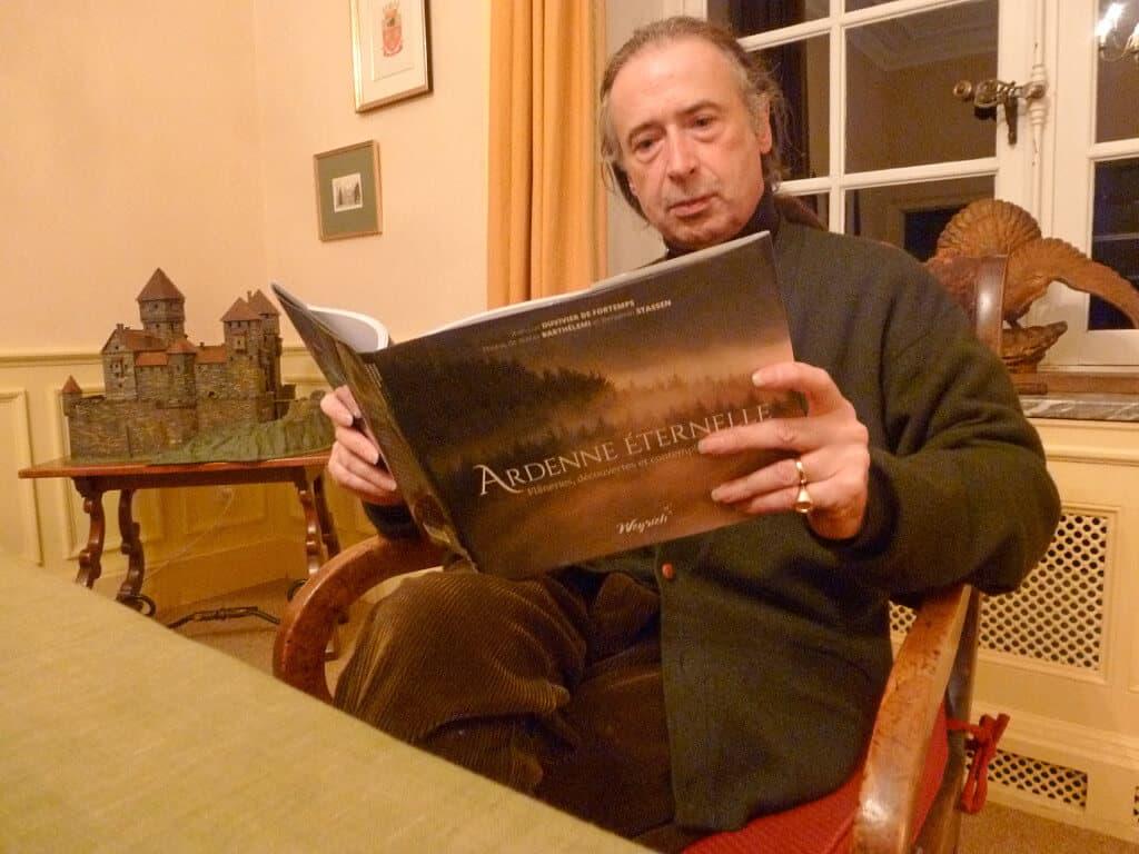 Ardenne éternelle Jean-Luc Duvivier de Fortemps