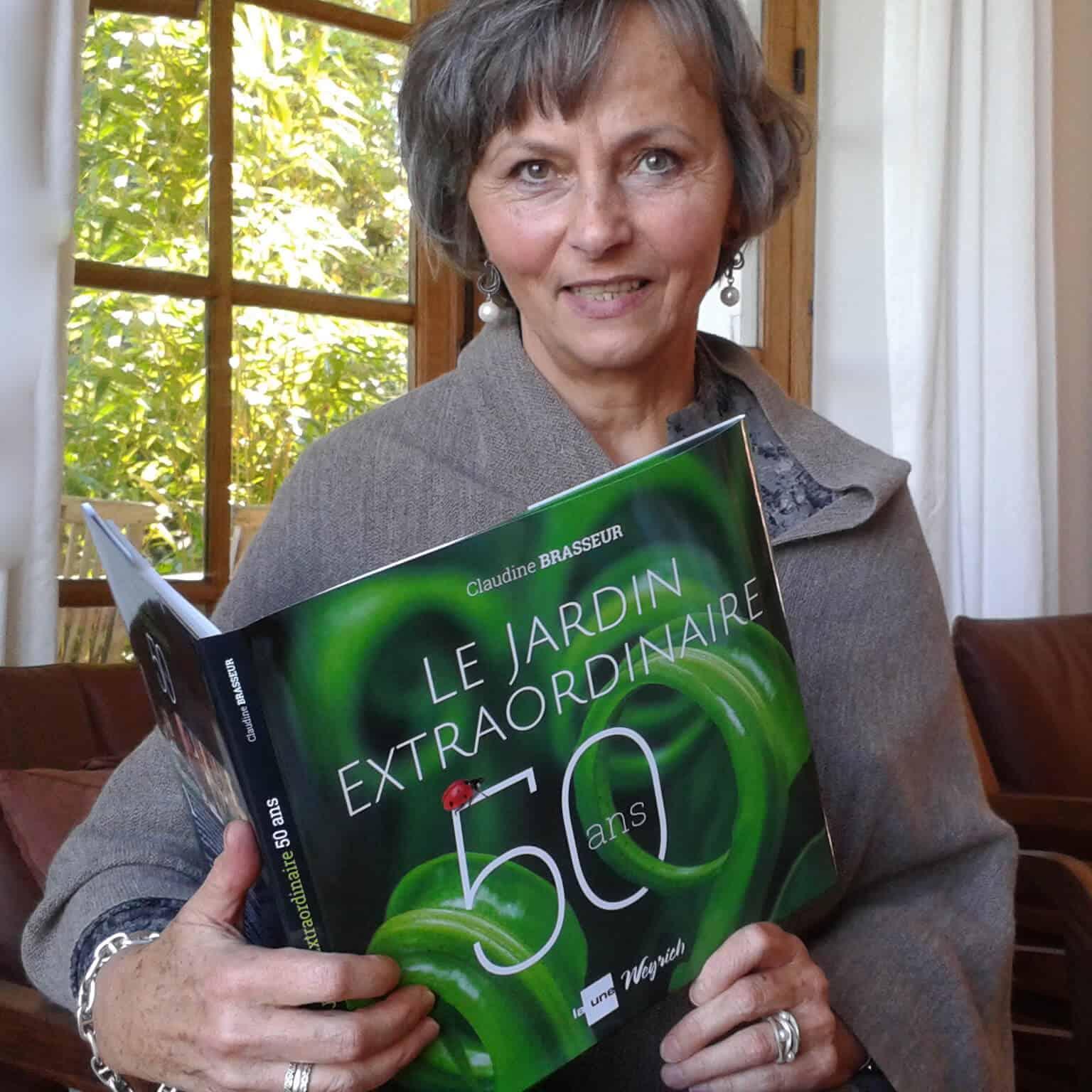 Le Jardin Extraordinaire, 50 ans – Claudine Brasseur