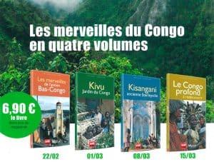 Les merveilles du Congo en quatre volumes