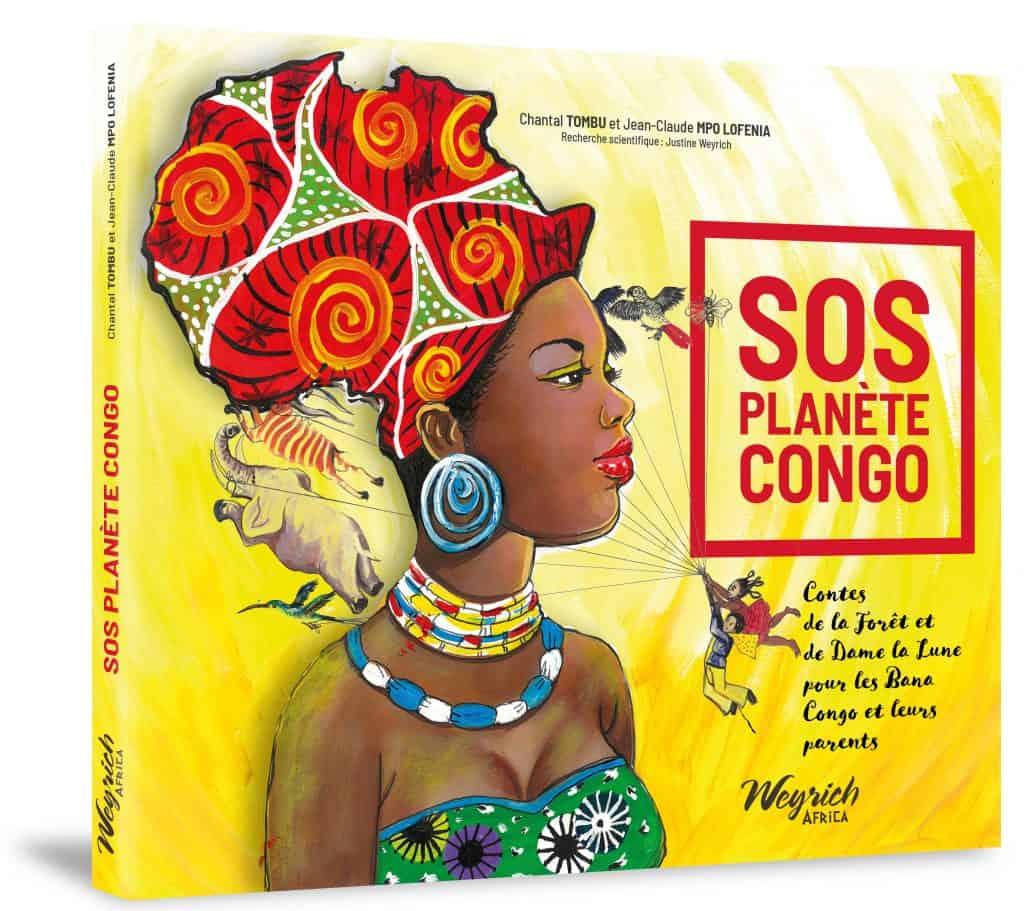 SOS Planète Congo de Chantal Tombu et Jean Claude Lofenia Mpoo