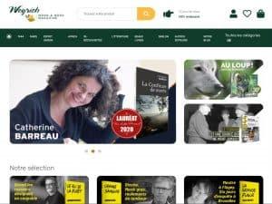 Nouveautés et nouveau site web