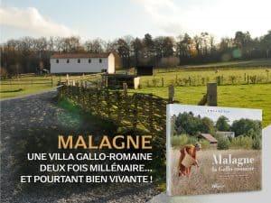 Malagne la Gallo-Romaine, un site d'exception entre recherche, pédagogie et expérimentations