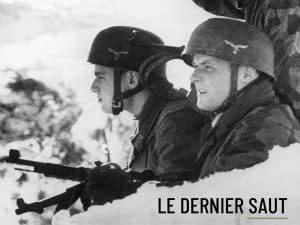 Le dernier saut, opération Stösser: un ouvrage passionnant, revigorant